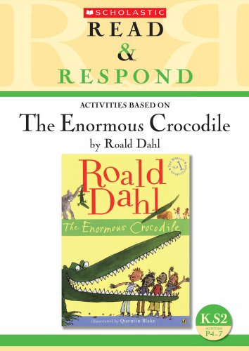 9781407118482: The Enormous Crocodile (Read & Respond)