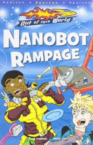 Out of World Nanobot Rampage Spartan Z2 (Out of This World)