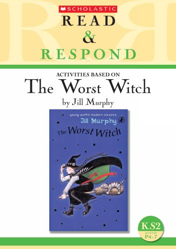 9781407118659: The Worst Witch (Read & Respond)