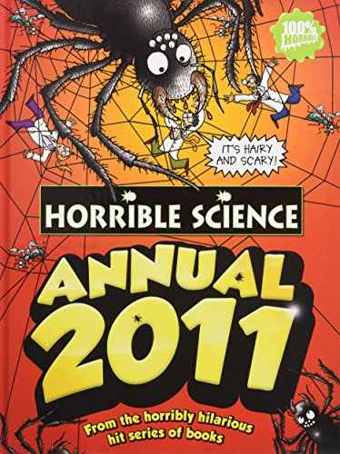 9781407120300: Horrible Science Annual 2011
