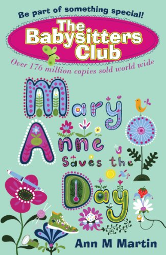 9781407120416: Mary Anne Saves the Day (New Babysitters Club 2010)