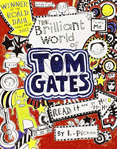 9781407120690: Brilliant World of Tom Gates