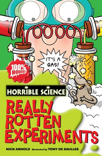 9781407120737: Really Rotten Experiments (Horrible Science)