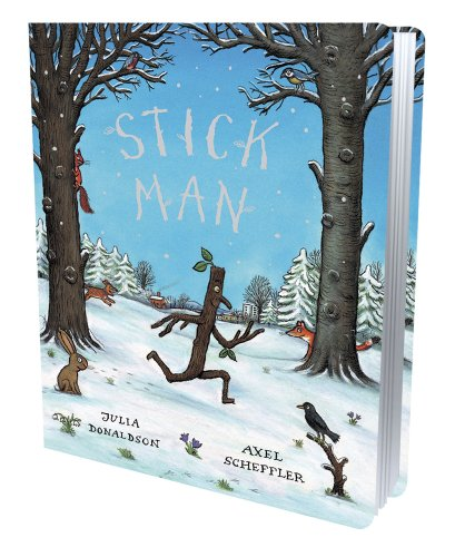 9781407121093: Stick Man