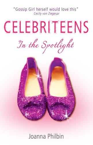 9781407121208: In The Spotlight (Celebriteens)