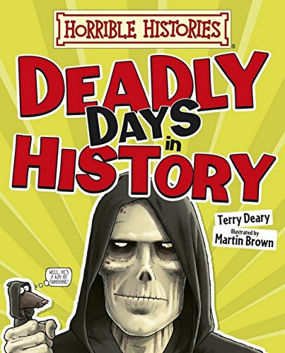 9781407121468: Deadly Days in History (Horrible Histories)