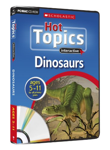 9781407122335: Dinsoaurs CD Rom (Hot Topics)