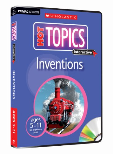 9781407122342: Inventions CD Rom (Hot Topics)