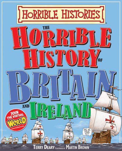 9781407124100: Horrible History of Britain and Ireland (Horrible Histories)