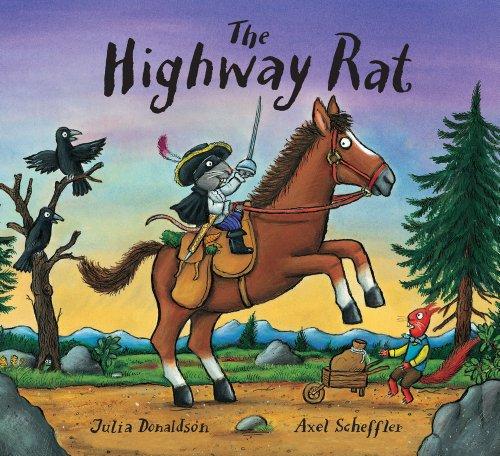 9781407124377: The Highway Rat