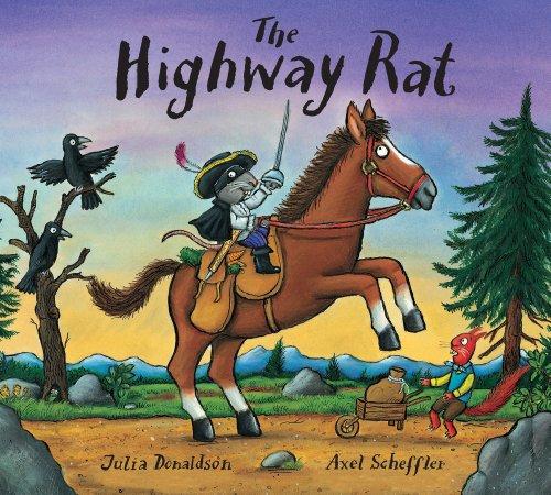 9781407124384: The Highway Rat