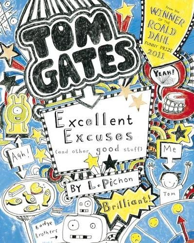 9781407124407: excellent excuses (and other good stuff). by liz pichon