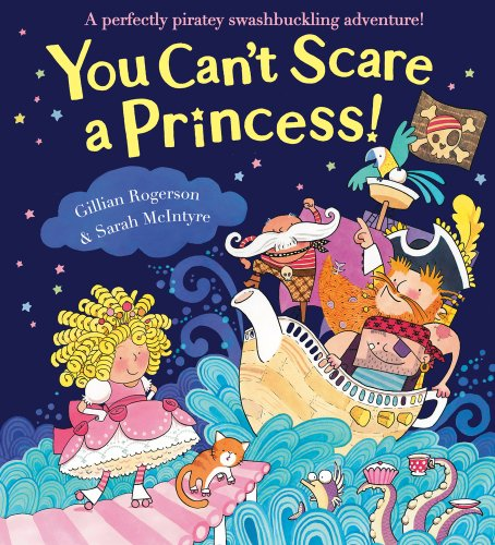 9781407124544: You Can't Scare a Princess