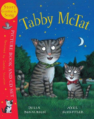 9781407124551: Tabby McTat.  Book & CD