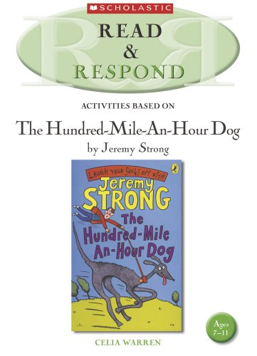 9781407126241: Activities Based on the Hundred-Mile-An-Hour Dog (Read & Respond)
