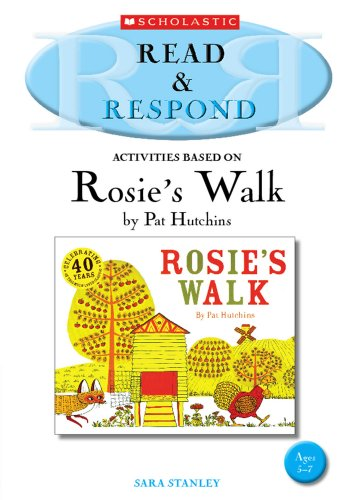 9781407126258: Activities Based on Rosie's Walk by Pat Hutchins
