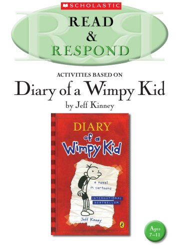 9781407127279: Diary of a Wimpy Kid (Read & Respond)