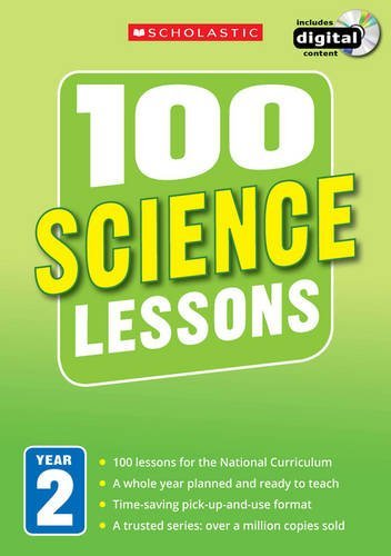 9781407127668: 100 Science Lessons: Year 2 (100 Lessons - New Curriculum)