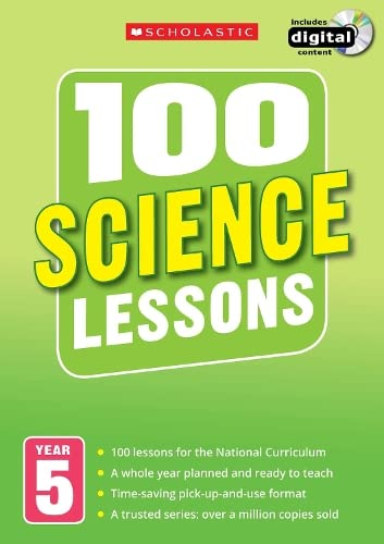 9781407127699: 100 Science Lessons: Year 5 (100 Lessons - New Curriculum)