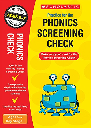 9781407128498: 2020 Phonics Screening Check Practice Papers (Scholastic National Curriculum SATs) (National Curriculum SATs Tests)