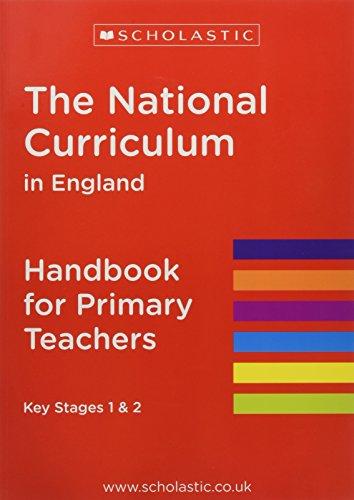 9781407128627: The National Curriculum in England - Handbook for Primary Teachers (National Curriculum Handbook)