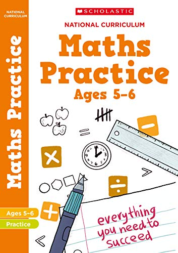 9781407128887: National Curriculum Maths Practice Book for Year 1