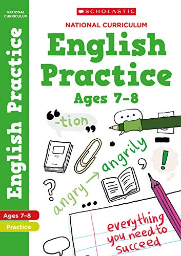 9781407128962: National Curriculum English Practice Book for Year 3 (100 Practice Activities)