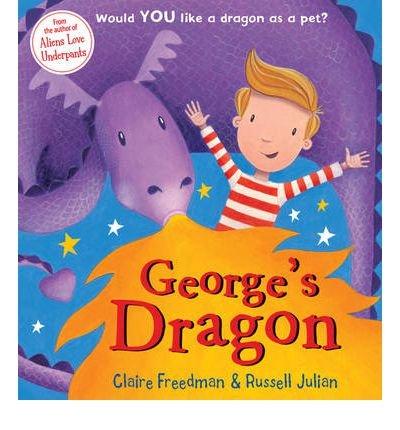 9781407129372: George's Dragon C&F Edition