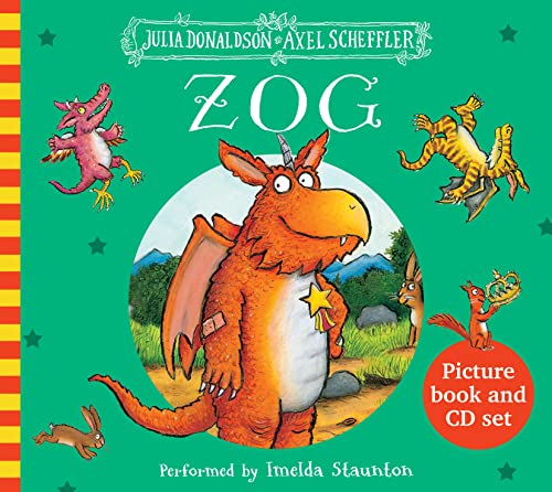 9781407130019: Zog. by Julia Donaldson