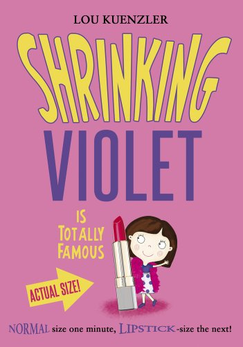 9781407130064: Shrinking Violet is Totally Famous