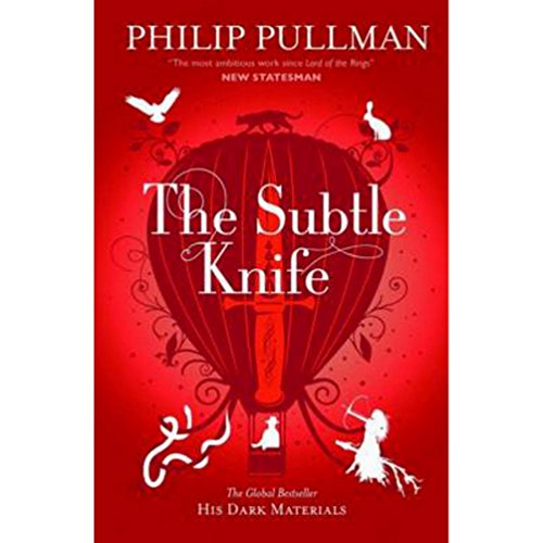 9781407130231: Subtle Knife Adult Edition Wbn Cover