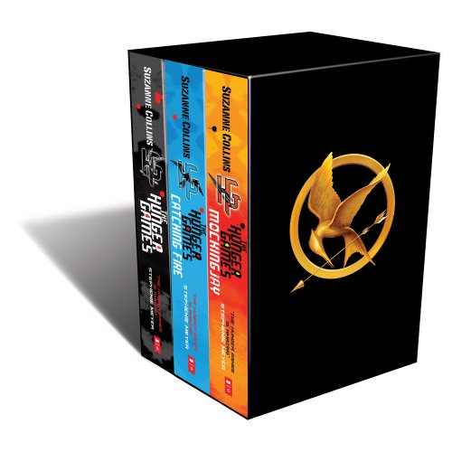9781407130293: Hunger Games Trilogy - 3 Books Collection Set.