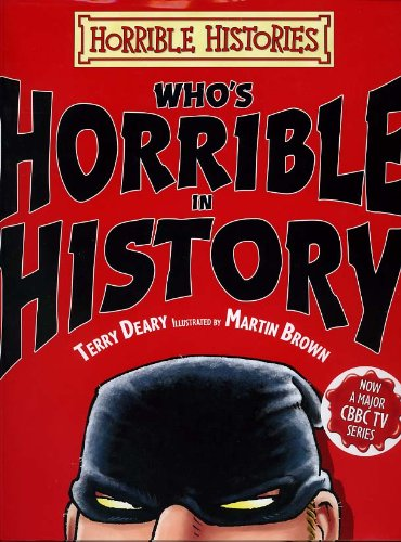 9781407130491: Who's Horrible in History (Book People)