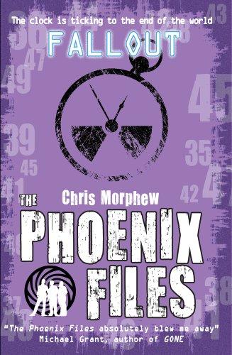 Fallout (The Phoenix Files): Morphew, Chris