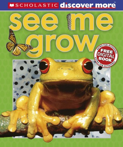 9781407131542: See Me Grow (Discover More)