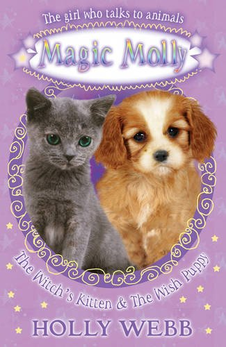 9781407131757: The Witch's Kitten and The Wish Puppy (Magic Molly)