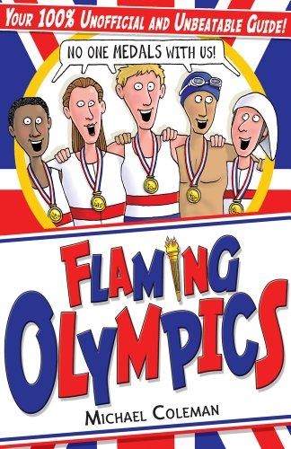 9781407131818: Flaming Olympics