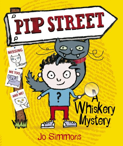 9781407132815: A Whiskery Mystery (Pip Street)