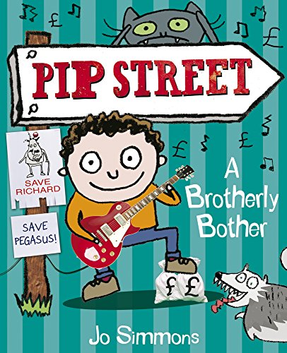 9781407132846: A Brotherly Bother (Pip Street)