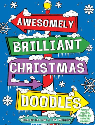 9781407133034: Christmas Doodles (Awesomely Brilliant Doodles)