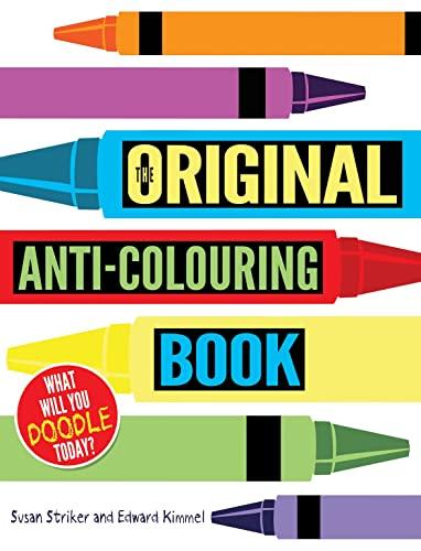 9781407133317: The Original Anti-Colouring Book