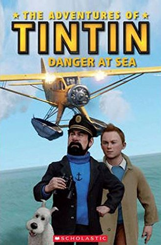 9781407133690: The Adventures of Tintin: Danger at Sea (Popcorn Readers)