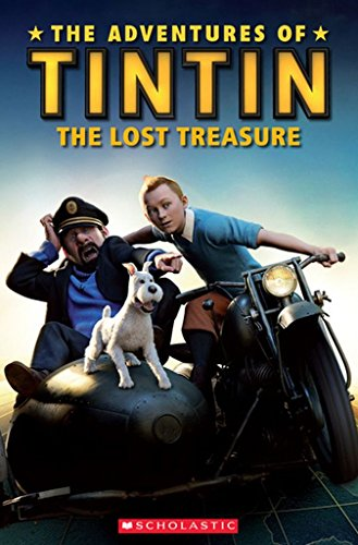 9781407133706: The Adventures of Tintin: The Lost Treasure (Popcorn Readers)