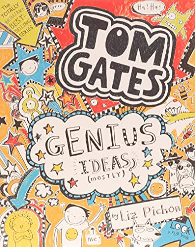 9781407134505: Genius Ideas (Mostly) (Tom Gates)