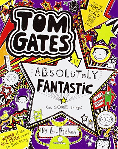 9781407134512: Tom Gates is Absolutely Fantastic (at some things)