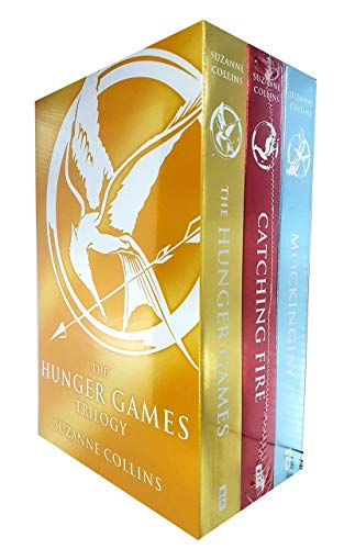 9781407135137: Hunger Games Trilogy Collection Classic 3 Books Set Pack By Suzanne Collins R...