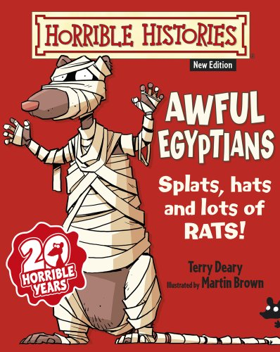 9781407135755: Awful Egyptians (Horrible Histories)