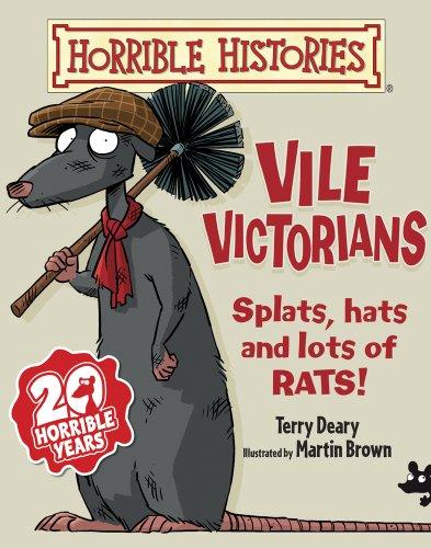 9781407135809: Vile Victorians (Horrible Histories)