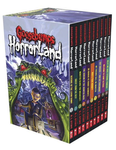 9781407135922: Goosebumps Horrorland X 10 Box