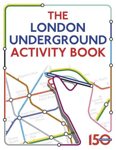 9781407136134: The London Underground Activity Book